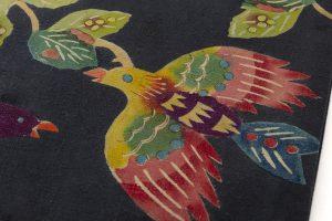 鈴木紀絵作 型絵染袋帯のサブ3画像