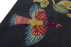 鈴木紀絵作 型絵染袋帯のサブ4画像