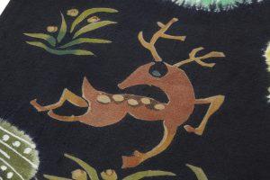 鈴木紀絵作 型絵染袋帯のサブ5画像