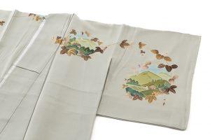 染繍工芸大羊居製 訪問着のサブ1画像