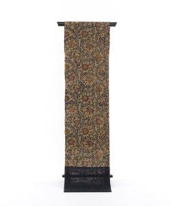 科布 型染八寸名古屋帯のメイン画像