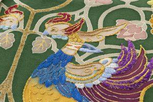 染繍工芸大羊居製 色留袖のサブ7画像