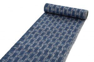 綾の手紬染織工房作 綾の手紬 着尺のサブ1画像