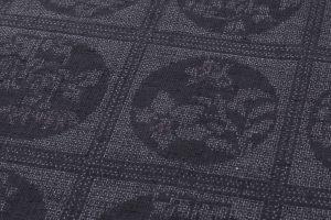 結城紬160亀甲総詰絣着物のサブ6画像