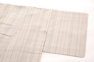 栃尾紬 単衣着物のサブ1画像