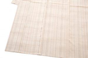 栃尾紬 単衣着物のサブ2画像