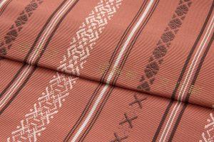 人間国宝 小川善三郎作 献上博多織 八寸名古屋帯のサブ5画像