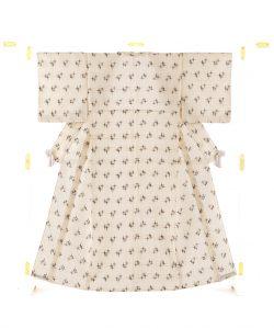 大城廣四郎製 夏琉球紬のメイン画像