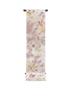 じゅらく製 貝紫袋帯のメイン画像