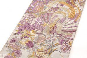 じゅらく製 貝紫袋帯のサブ1画像