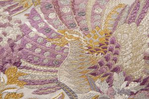 じゅらく製 貝紫袋帯のサブ2画像