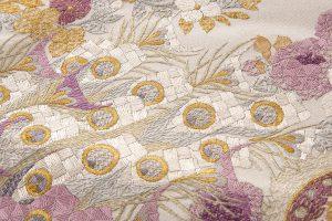 じゅらく製 貝紫袋帯のサブ4画像