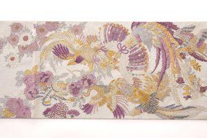 じゅらく製 貝紫袋帯のサブ5画像