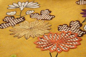 友禅刺繍入り 名古屋帯のサブ3画像
