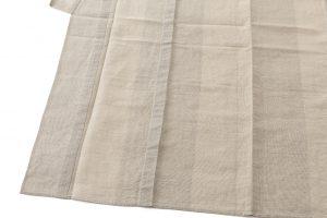 中島清志作 古代越後上布着物のサブ2画像