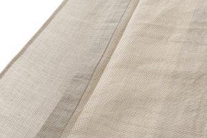 中島清志作 古代越後上布着物のサブ4画像