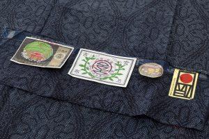宮古上布 着物のサブ6画像