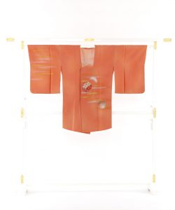人間国宝 福田喜重作 刺繍道行コートのメイン画像
