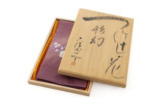 初代久保田一竹作 袋帯「彩幻」のサブ7画像