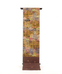 型絵染 袋帯のメイン画像