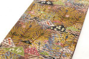 型絵染 袋帯のサブ1画像