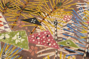 型絵染 袋帯のサブ3画像
