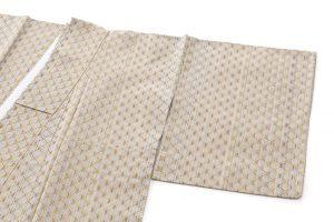 米須幸代作 首里花織着物のサブ1画像