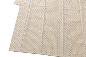 米須幸代作 首里花織着物のサブ2画像