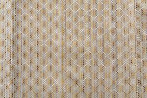 米須幸代作 首里花織着物のサブ4画像