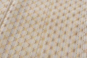 米須幸代作 首里花織着物のサブ6画像