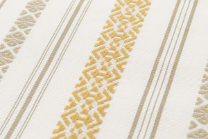 人間国宝 小川善三郎作 献上博多八寸帯のサブ3画像