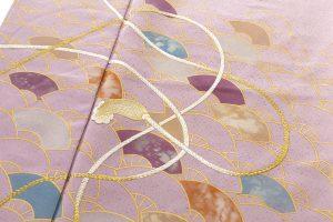 福田喜重作 刺繍訪問着のサブ5画像