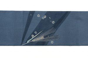 山田貢作 紬地名古屋帯のサブ4画像