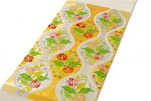 龍村平蔵製 袋帯「雅楽桜草文」のサブ1画像