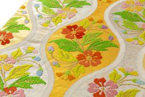 龍村平蔵製 袋帯「雅楽桜草文」のサブ2画像