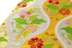龍村平蔵製 袋帯「雅楽桜草文」のサブ3画像