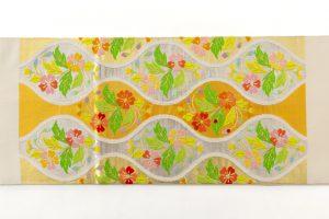 龍村平蔵製 袋帯「雅楽桜草文」のサブ5画像