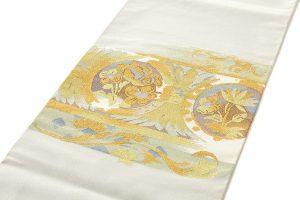 川島製 綴織本金名古屋帯のサブ1画像