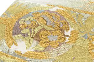 川島製 綴織本金名古屋帯のサブ2画像