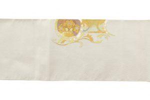 川島製 綴織本金名古屋帯のサブ4画像