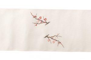 龍村美術織物製 たつむら製 綴織名古屋帯「胡蝶文」のサブ5画像