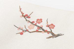 龍村美術織物製 たつむら製 綴織名古屋帯「胡蝶文」のサブ6画像