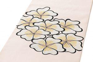森口華弘意匠 綴織名古屋帯のサブ1画像