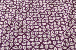 紫根染 紬着物のサブ5画像