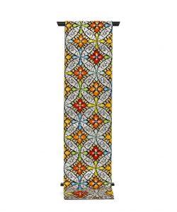 龍村平蔵製 袋帯「米市錦」のメイン画像