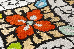 龍村平蔵製 袋帯「米市錦」のサブ3画像