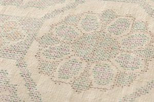 結城紬 160亀甲総絣のサブ6画像