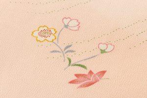 工芸きもの野口製 小紋付下地のサブ3画像