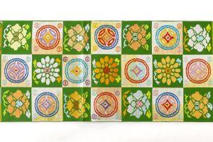 龍村平蔵製 袋帯地 「遠州錦」のサブ5画像