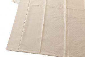 柳 崇作 お召し着物「渋木地縞」のサブ2画像